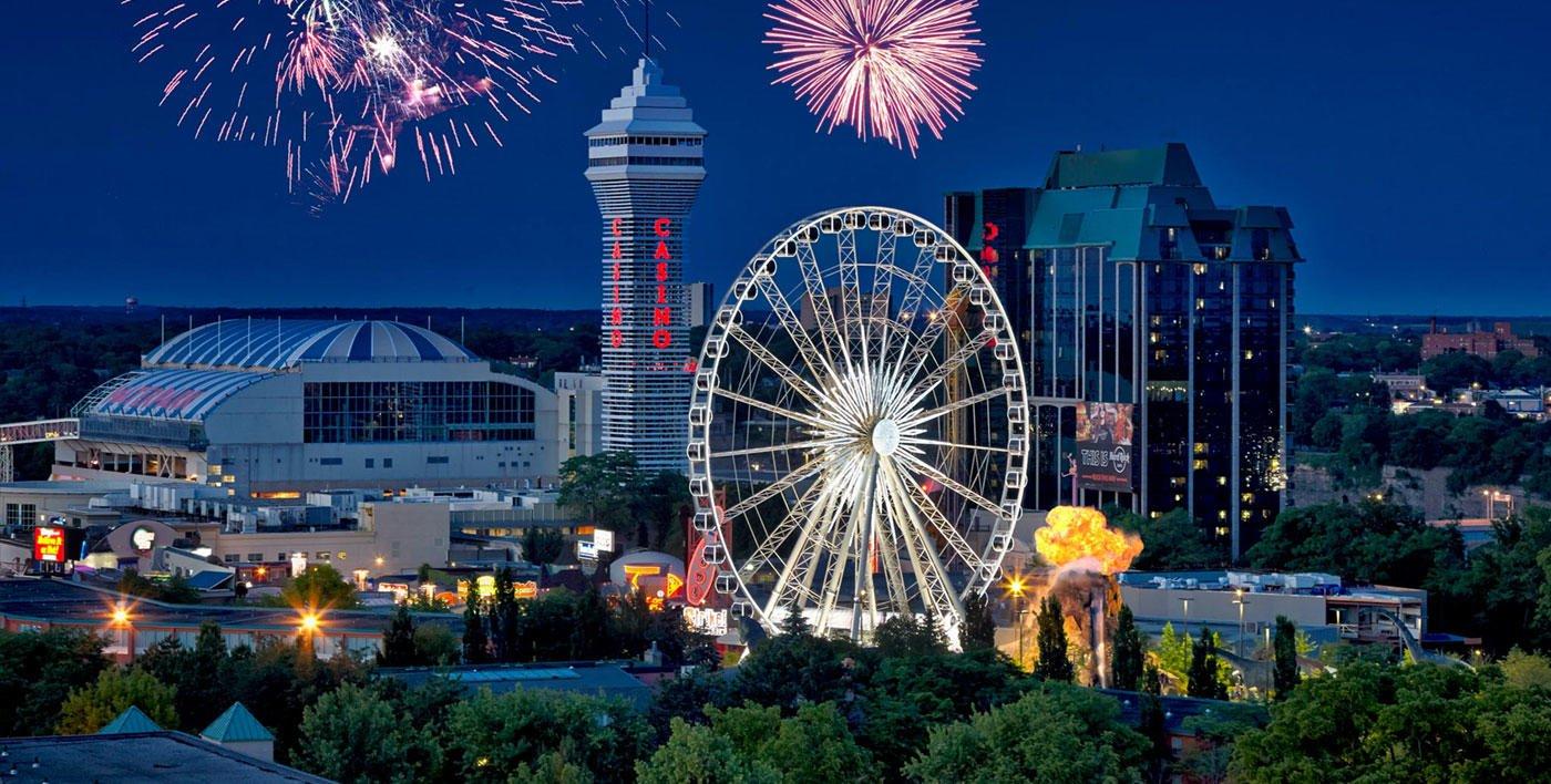 New years at fallsview casino wheel of fortune slot machine games odds