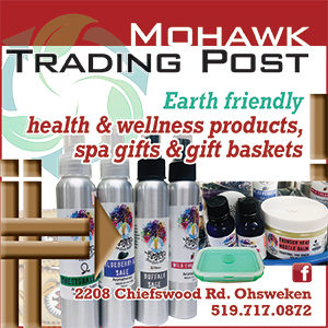 Mohawk Trading Post, 2208 Chiefswood Road, Ohsweken, 519.717.0872